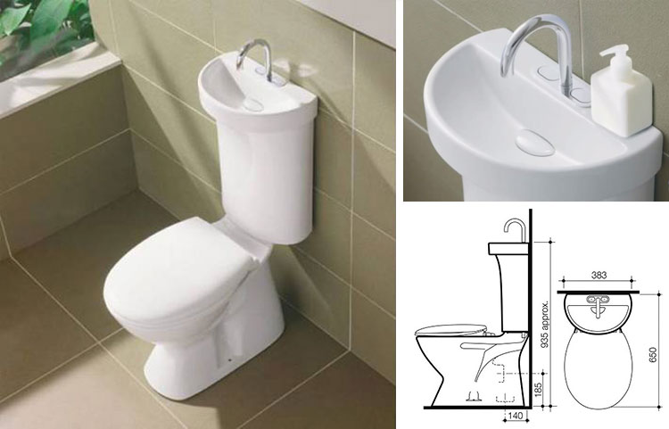 Toaleta_s_umyvadlom_Sanlamere_Caroma_1