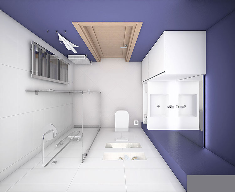 3D_vizualizacia_kupelna_fialovo-biela-1