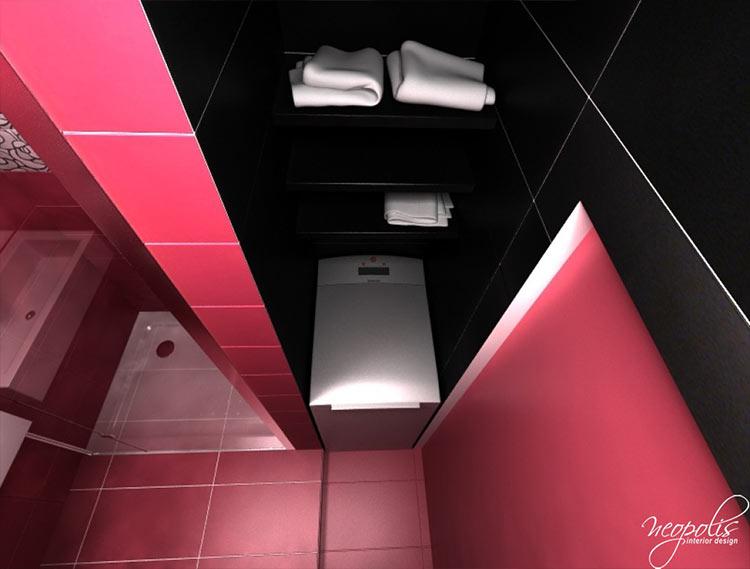 3D_vizualizacia_kupelna_ruzovo-cierna3