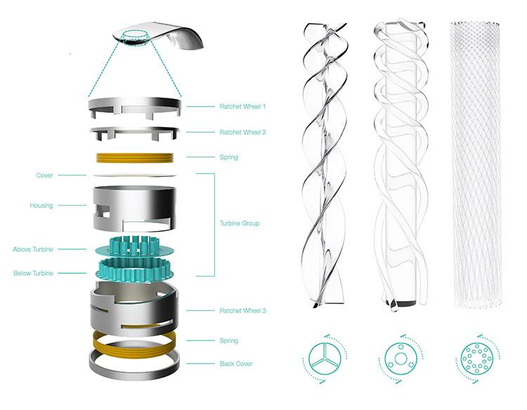 Kúpeľňová batéria Swirl