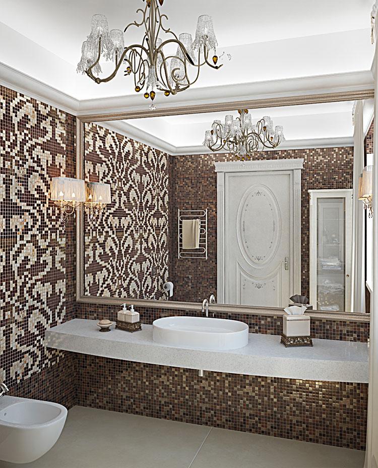 3D vizualizácia toaleta